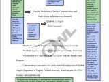 Purdue Owl Apa format Template Apa Sample Paper Purdue Owl Kinesiology Libguides at