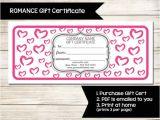 Pure Romance Gift Certificate Template Pure Romance Gift Certificate Coupon Discount Card