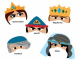 Purim Mask Template Free Purim Face Mask Printables Alpha Mom
