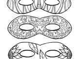 Purim Mask Template Purim Mask Coloring Pages Coloring Pages