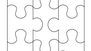 Puzzle Cut Out Template 19 Printable Puzzle Piece Templates Template Lab