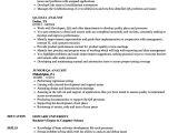 Qa Analyst Resume Sample Analyst Qa Analyst Resume Samples Velvet Jobs