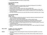 Qa Automation Engineer Resume Sample Perfect Lead software Qa Engineer Resume Photos Example