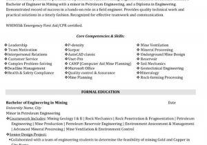 Quality Control Engineer Resume Pdf Quality Control Engineer Resume Sample Template
