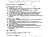 Quality Control Resume In Word format Quality assurance Engineer Resume Examples Good Resume
