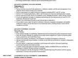 Quality Control Resume In Word format Quality Control Analyst Resume Samples Velvet Jobs