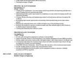 Quality Engineer Resume Automotive Process Quality Engineer Resume Samples Velvet Jobs