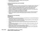 Quality Engineer Resume Automotive Program Quality Engineer Resume Samples Velvet Jobs