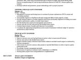 Quality Engineer Resume Field Quality Engineer Resume Samples Velvet Jobs