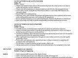 Quality Engineer Resume Manufacturing Quality Engineer Resume Samples Velvet Jobs