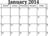 Quarterly Calendar 2014 Template 2014 Printable Calendar Download Templates