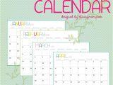 Quarterly Calendar Template 2014 14 Free 2014 Printable Monthly Calendars thesuburbanmom