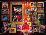 Queen Of Hearts Card Flower Ravensburger Disney Villainous Queen Of Hearts 1000 Piece