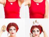 Queen Of Hearts Diy Card Collar 174 Best Halloween Ideas Images In 2020 Halloween Queen