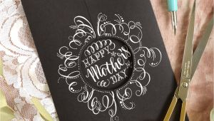 Quick and Easy Mother S Day Card Simple Mother S Day Card Tutorial the Postman S Knock