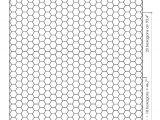 Quilt Grid Template Hexagon Quilt Coloring Page Murderthestout