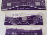 Quilters Rulers and Templates 17 Best Images About Longarm Rulers and Templates On