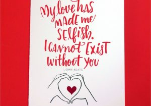 Quotes for A Valentine Card Pin On Paper L 3ver