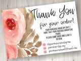 Quotes to Put In A Thank You Card Printed Thank You Cards for Small Business 60 Count