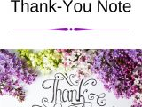 Quotes to Put In A Thank You Card What to Write In A Thank You Card