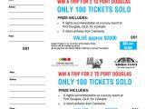 Raffel Ticket Template Printable Raffle Ticket Template 18 Free Word Excel