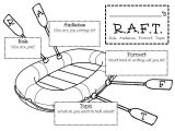 Raft Writing Template Instructional Strategies and Resources Lead with Literacy