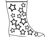 Rain Boots Template Rain Boots Coloring Page Coloring Home