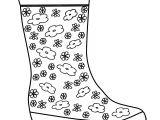 Rain Boots Template Rain Boots Template Invitation Templates Autumn K