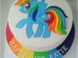 Rainbow Dash Cake Template My Little Pony Cake Rainbow Dash Made by Lara 39 S theme