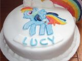 Rainbow Dash Cake Template My Little Pony Party Raisie Bay