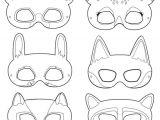 Rainforest Animal Templates 6 Best Images Of Free Printable Animal Masks Printable