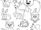 Rainforest Animal Templates forest Woods Page Background Coloring Pages