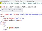 Razorengine Email Template Generating HTML Emails with Razorengine Part 03