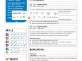 Ready Resume format In Word Bayview Stylish Resume Template