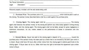 Real Estate Contract Template 14 Real Estate Contract Templates Word Pages Docs