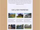 Real Estate Email Marketing Templates Feature Packed 10 Free Real Estate Email Templates Mailget