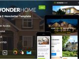 Real Estate Email Marketing Templates Wonderhome Real Estate Email Template Builder Access