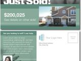 Real Estate Just sold Flyer Templates 17 Best Images About Real Estate Marketing On Pinterest