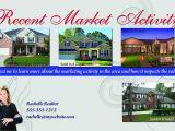 Real Estate Just sold Flyer Templates Real Estate Marketing Postcards Flyers Brochures for