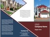 Real Estate Listing Brochure Template Real Estate Brochure Template Microsoft Office Templates