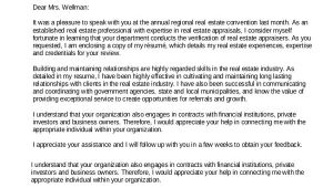 Real Estate Offer Cover Letter Example 7 Sample Real Estate Offer Letters Pdf Word Sample