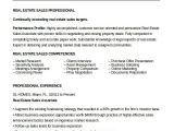 Real Estate Resumes Templates 7 Sales associate Resume Templates Pdf Doc Free