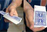 Really Cool Easy Card Tricks Rising Card Trick Tutorial Card Tricks Magic Tricks
