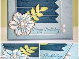Recipe for A Happy Birthday Card Secret Garden Cards Handmade Birthday Card Craft Card