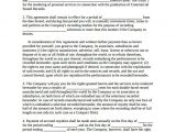 Record Deal Contract Template Recording Contract Template 11 Download Documents In