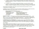 Recruiter Contract Template Sample Independent Agreement Contract 8 Examples In