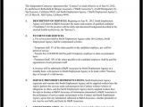 Recruiter Contract Template Staffing Agency Agreement Staffing Agency Contract