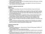 Recruiter Resume Word format 7 It Recruiter Resumes Ledger Paper