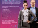 Recruitment Brochure Templates Free 13 Recruitment Flyers Design Trends Premium Psd