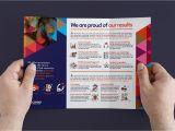 Recruitment Brochure Templates Free Recruitment Agency Trifold Brochure Template Brandpacks
